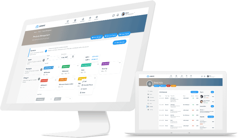 parent new features billing and invoicing
