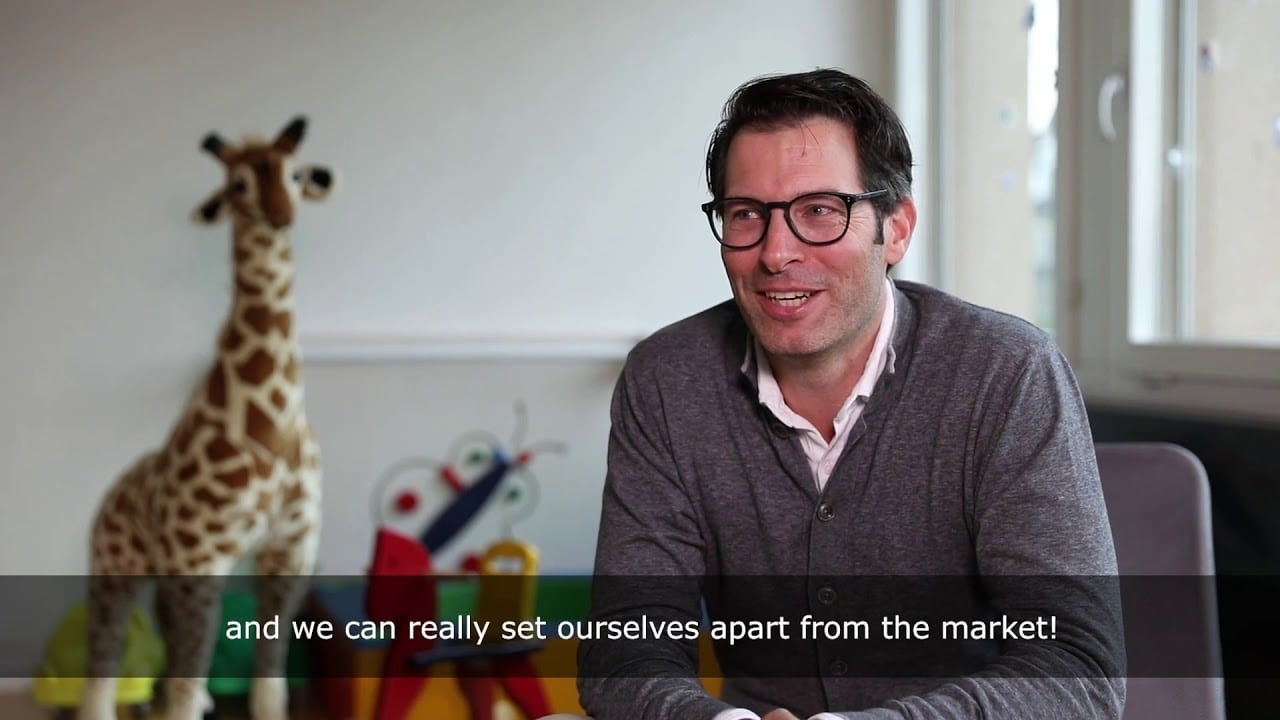 Switzerland's KIDSatLAKE managing director testimonial