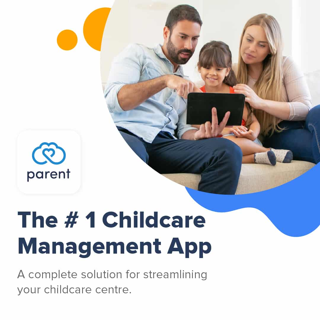 parent childcare management solution